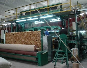 地毯制作生产设备