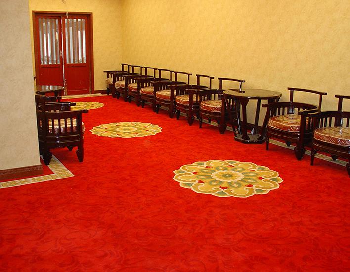 酒店地毯设计