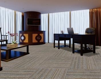 上海复合底方块地毯