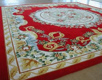 满铺手工地毯