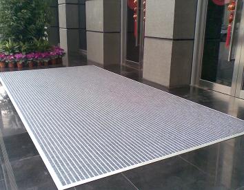 上海铝合金地毯